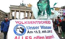 Berlino acqua pubblica