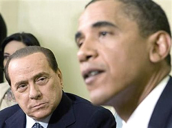 INTERNATIONAL-US-BERLUSCONI-OBAMA-G8