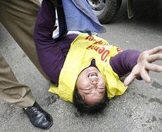 Cina repressione