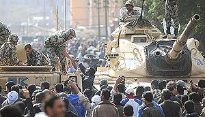 (DPA) EGITTO: SCONTRI TRA MANIFESTANTI ANTI-GOVERNATIVI E FORZE