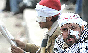 (UPI) CAIRO: MORTI DURANTE GLI SCONTRI FRA MANIFESTANTI ANTIGOVE