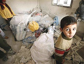 Gaza bambino