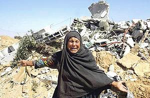 Gaza disperazione