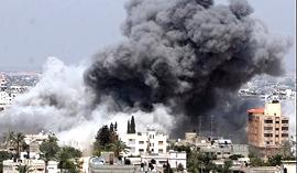 Gaza operazione Piombo Fuso
