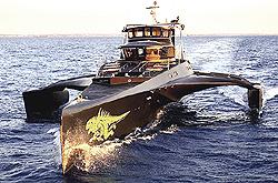 Gojira l'incursore anti-baleniere