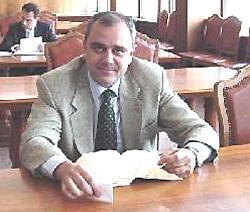 Il pm Domenico Fiordalisi