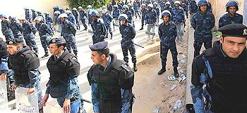 Libia polizia