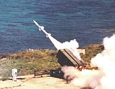 Quirra missile