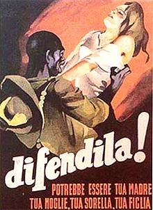 fascismo propaganda