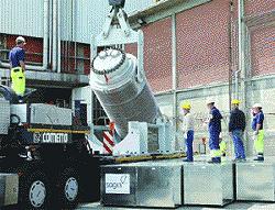 nucleare scorie