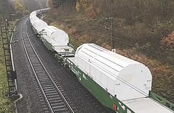 treni nucleare
