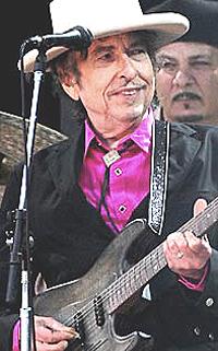 Dylan live 2010