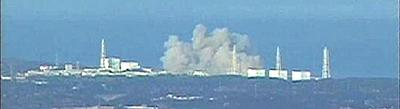 Fukushima espolosione centrale nucleare