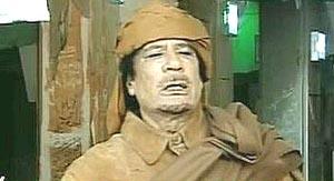 Gheddafi discorso