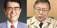 Kozo Watanabe e Yuhei Sato