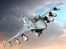 Libia F-16