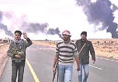 Libia Ras Lanuf