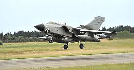 Libia Tornado italiano