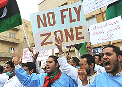 Libia no fly zone