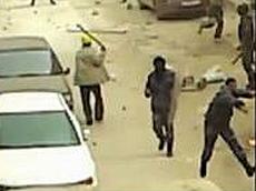 Libia scontri repressione