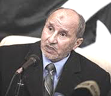 Mustafà Abdel Jalil