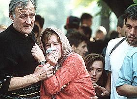 Sarajevo assedio funerale
