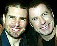 Tom Cruise e John Travolta