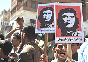Yemen proteste