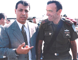Dahlan e ufficiale