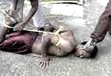 Eritrea torture