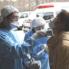Fukushima contaminazione