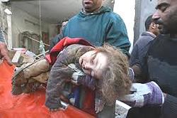 Gaza bambina