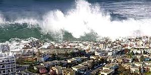 catastrofe tsunami