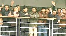 cinesi evacuati dalla Libia
