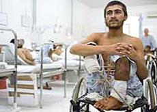Afghanistan feriti