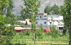 Bin Laden bunker