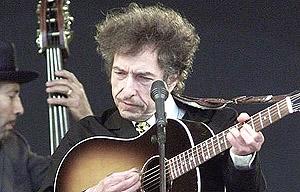 Bob Dylan in concerto oggi