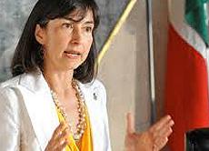 Christine Weise, presidente di Amnesty International Italia