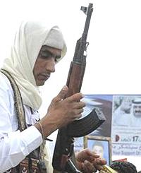 Libia ribelli