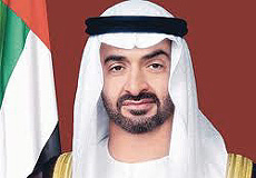 Mohammed bin Zayed al-Nahayan