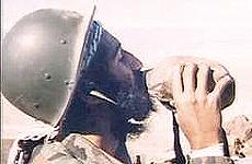 Osama Bin Laden in Afghanistan nel 1980