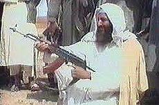 Osama Bin Laden kalashnikov