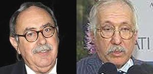 Ruggero Martines e Giorgio Assennato