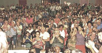 l'assemblea No-Tav dei valsusini il 29 maggio