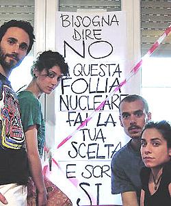 Roma, i quattro ragazzi nella casa-bunker