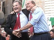 Bersani e Prodi