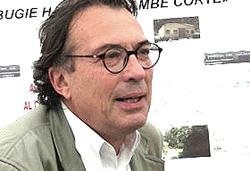 Giorgio Cremaschi coi No-Tav a Chiomonte