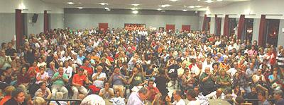 valsusini in assemblea contro la Tav