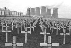 nucleare cimitero