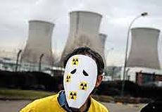 paura nucleare